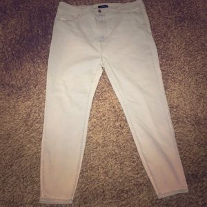Forever 21 size 20 jeans